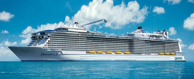 Royal Caribbean Ovation of The Seas ile Uzakdoğu Turu